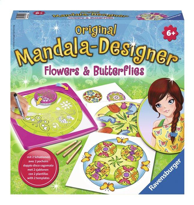 Image pour Ravensburger Original Mandala-Designer Flowers & Butterflies à partir de DreamLand