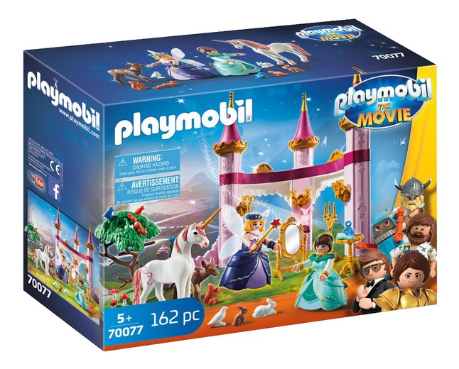 PLAYMOBIL The Movie 70077 Marla et château enchanté