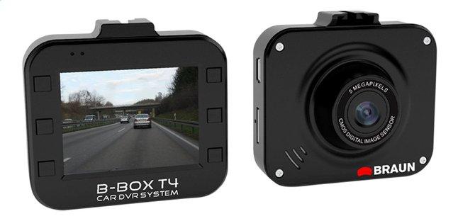 Image pour Braun Dashcam B-Box T4 noir à partir de DreamLand