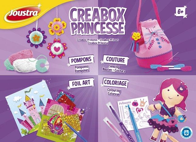 Joustra Creabox Prinses