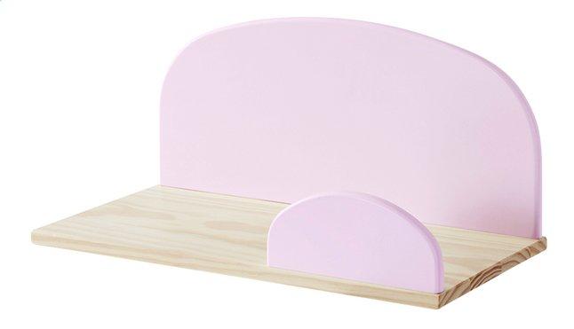 Vipack wandplank Kiddy 45 cm roze
