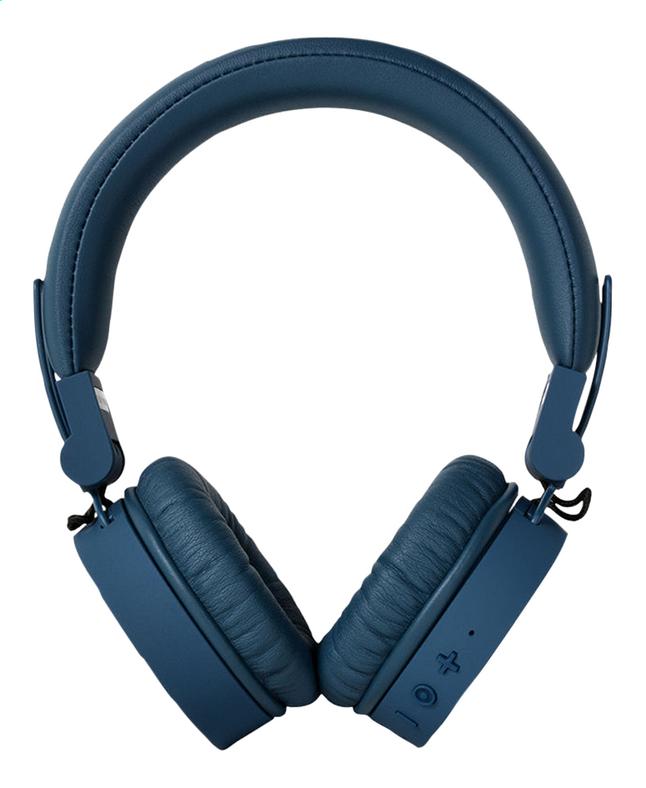 Image pour Fresh 'n Rebel casque Bluetooth Caps indigo à partir de DreamLand