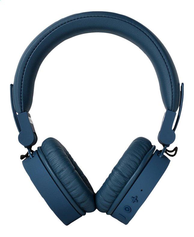 Fresh 'n Rebel casque Bluetooth Caps indigo