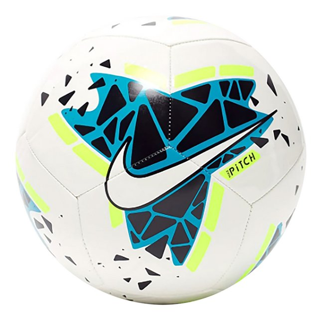 Image pour Nike ballon de football Pitch White taille 5 à partir de DreamLand