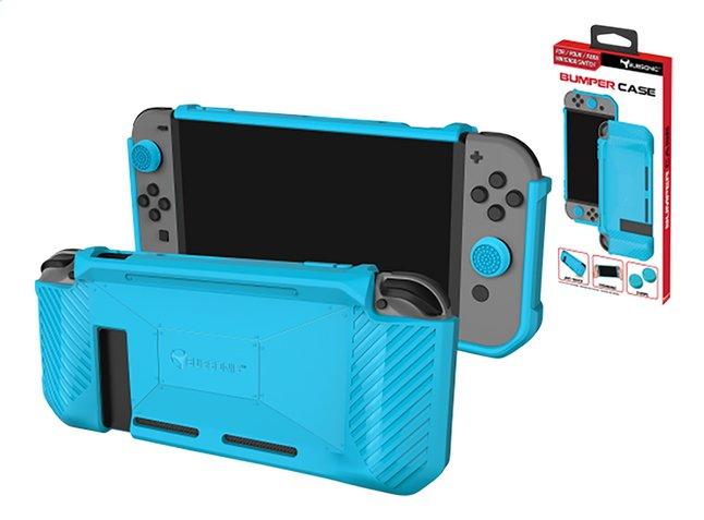Afbeelding van Subsonic Nintendo Switch Bumper case blauw from DreamLand