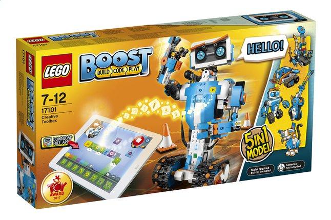 Afbeelding van LEGO Boost 17101 Creatieve gereedschapskist from DreamLand