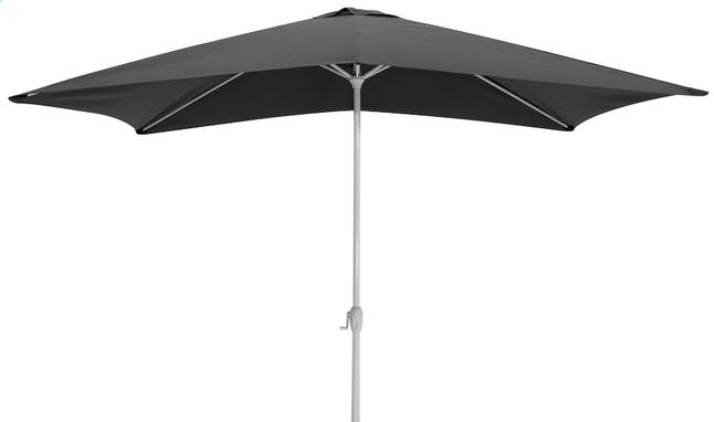 Afbeelding van Aluminium parasol 2 x 3 m zwart from DreamLand