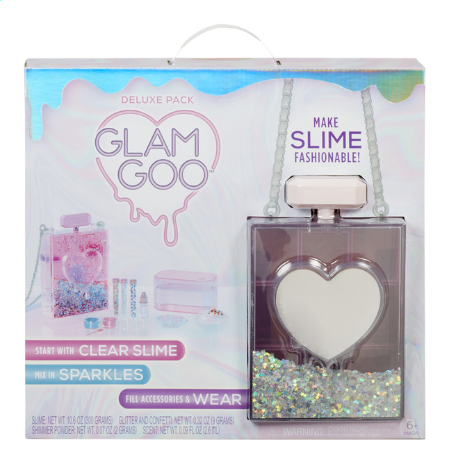 Afbeelding van Glam Goo Make Slime Fashionable Deluxe from DreamLand