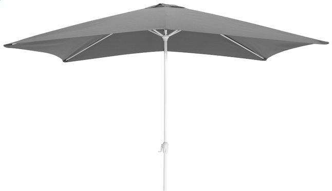 Afbeelding van Aluminium parasol 2 x 3 m grijs from DreamLand