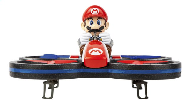 Afbeelding van Carrera drone Mario Kart MarioCopter from DreamLand