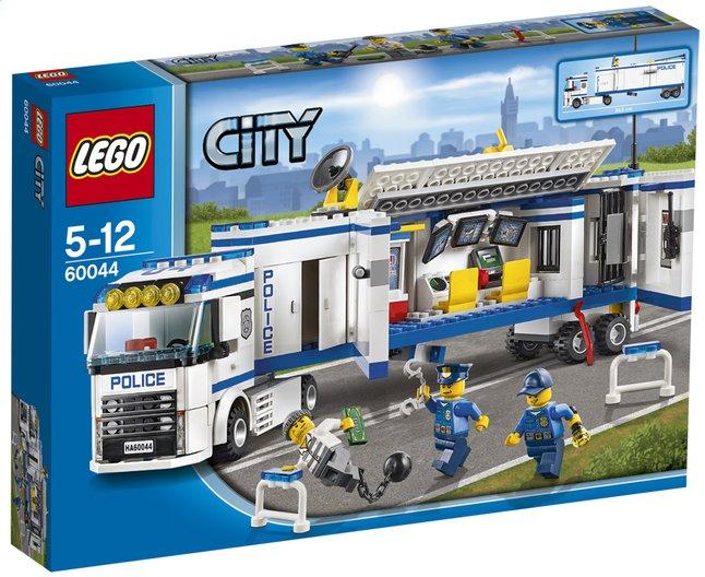 Afbeelding van LEGO City 60044 Mobiele politiepost from DreamLand