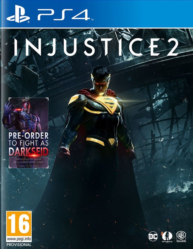Afbeelding van PS4 Injustice 2 ENG/FR from DreamLand