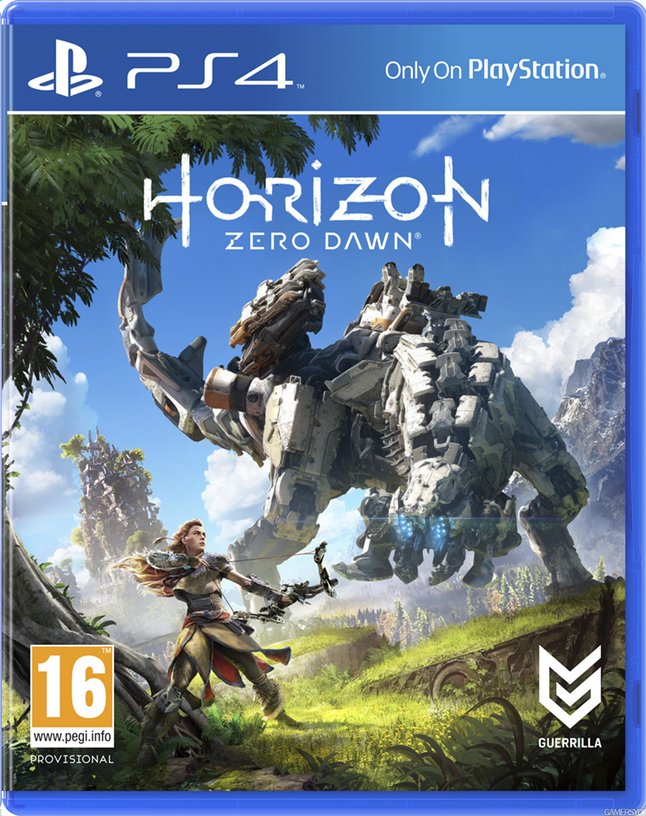 Afbeelding van PS4 Horizon Zero Dawn ENG/FR from DreamLand