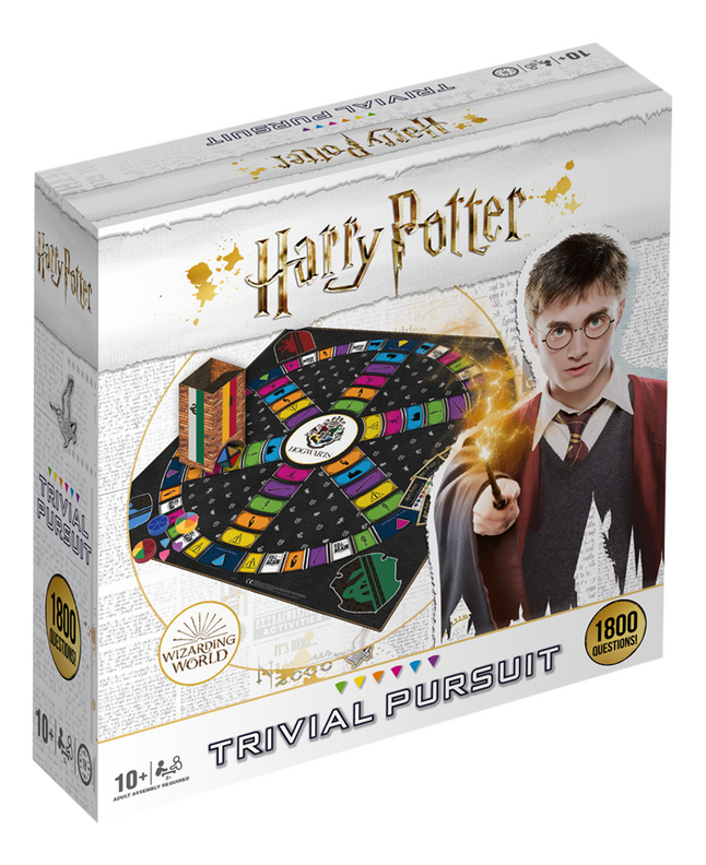 Trivial Pursuit Harry Potter ENG