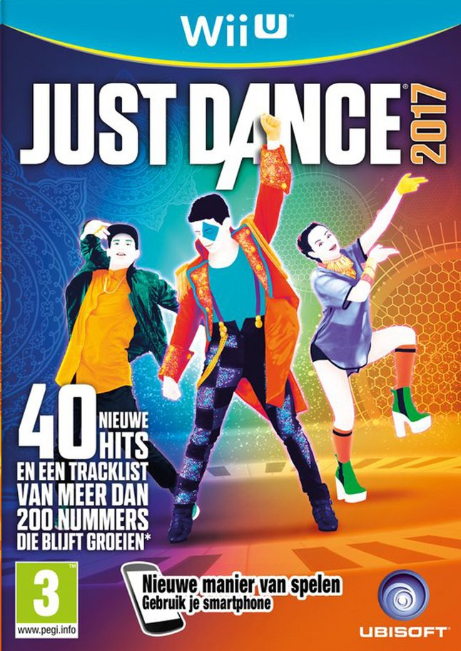 Afbeelding van Wii U Just Dance 2017 ENG/FR from DreamLand