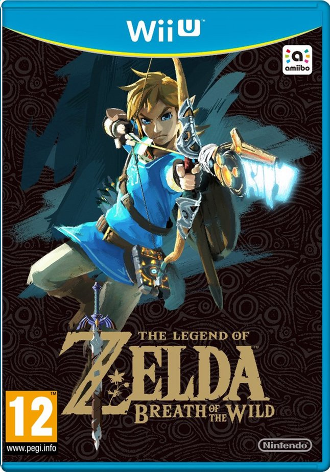 Afbeelding van Wii U The Legend of Zelda: Breath of the Wild NL from DreamLand