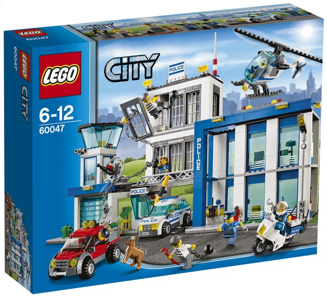 Afbeelding van LEGO City 60047 Politiebureau from DreamLand