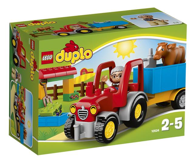 Image pour LEGO DUPLO 10524 Le tracteur de la ferme à partir de DreamLand
