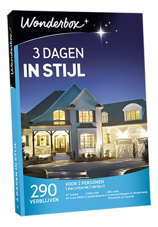 Afbeelding van Wonderbox 3 Dagen in Stijl from DreamLand
