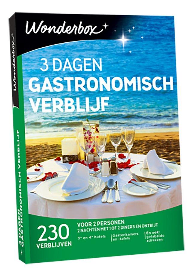 Afbeelding van Wonderbox 3 dagen Gastronomisch Verblijf from DreamLand
