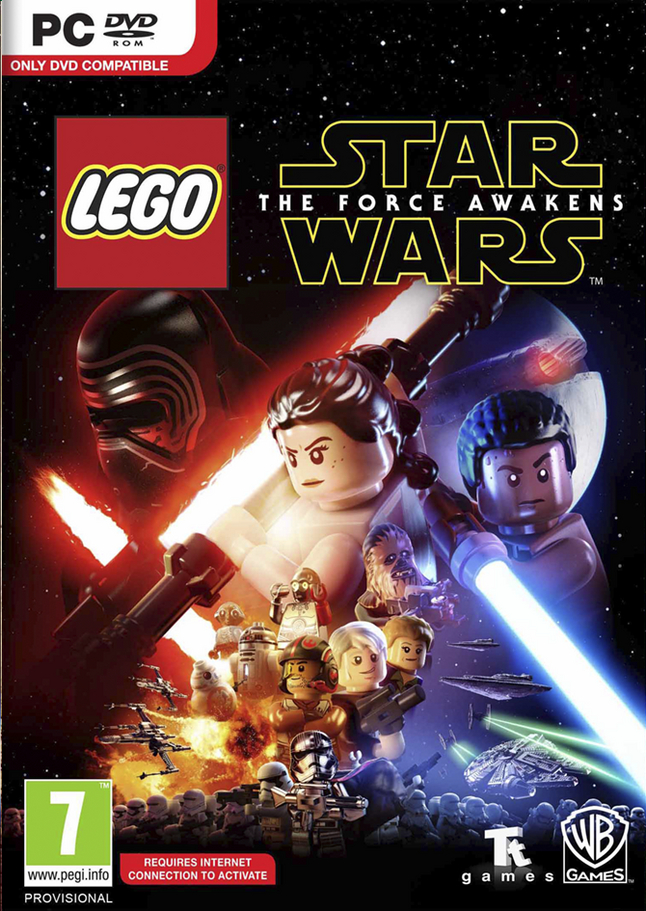 Image pour PC LEGO Star Wars: The Force Awakens FR/ANG à partir de DreamLand