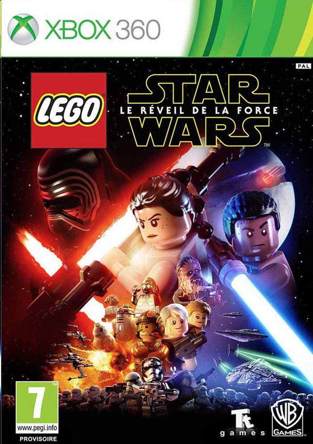 Afbeelding van XBOX 360 LEGO Star Wars: The Force Awakens ENG/FR from DreamLand