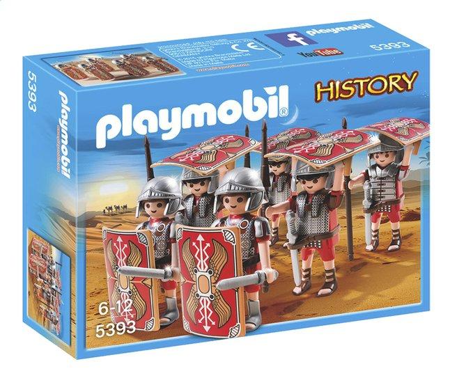 Image pour Playmobil History 5393 Bataillon romain à partir de DreamLand