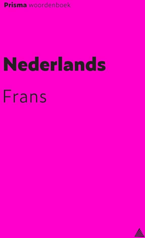 Prisma pocketwoordenboek Nederlands - Frans