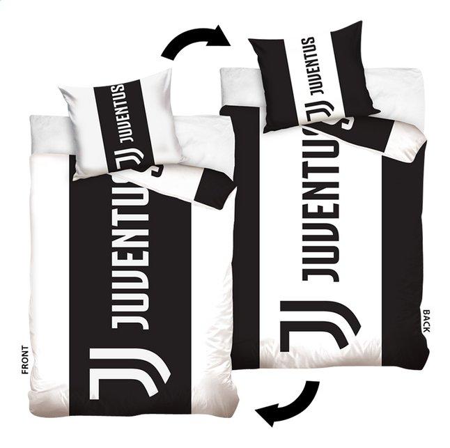 Afbeelding van Dekbedovertrek Juventus polyester 140x200 cm from DreamLand