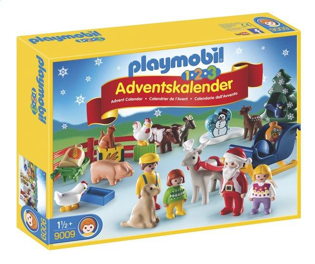 Image pour Playmobil Christmas 9009 Calendrier de l'Avent 1.2.3 Noël à la ferme à partir de DreamLand