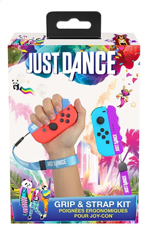 Afbeelding van Subsonic Grip & Strap Just Dance 2019 voor Joy-con from DreamLand