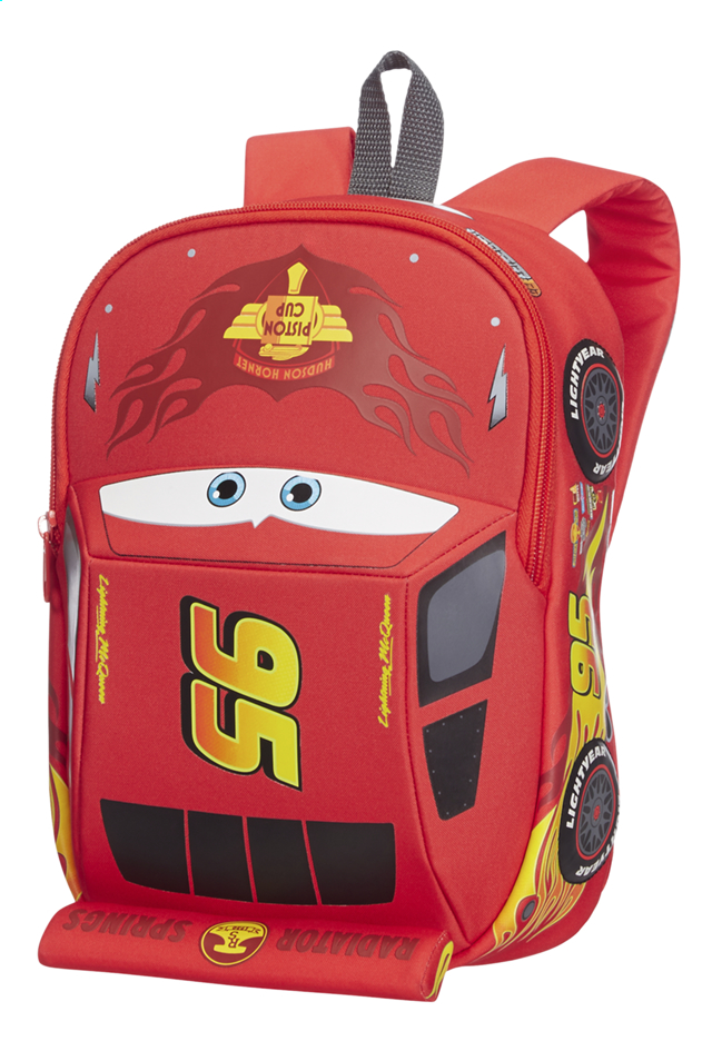 Afbeelding van Samsonite rugzak Ultimate S Disney Cars from DreamLand