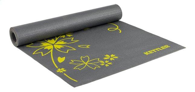 Afbeelding van Kettler Fitnessmat Basic antraciet/geel from DreamLand