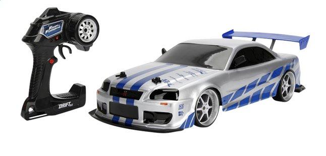 Auto RC Fast & Furious Nissan GTR