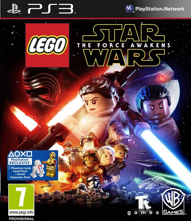 Afbeelding van PS3 LEGO Star Wars: The Force Awakens ENG/FR from DreamLand
