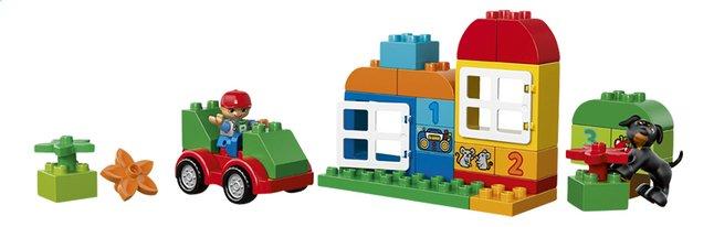 Afbeelding van LEGO DUPLO 10572 Alles in één groene doos from DreamLand