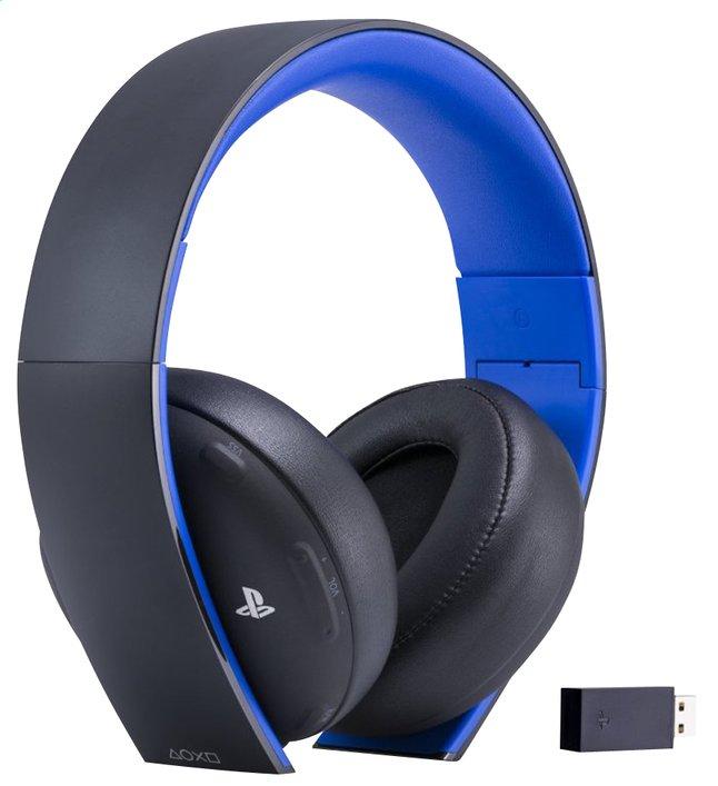 Afbeelding van PS4 officiële draadloze headset 2.0 from DreamLand