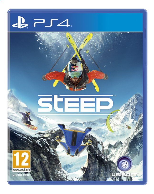 Afbeelding van PS4 Steep ENG/FR from DreamLand
