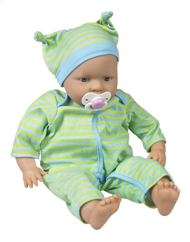 Image pour DreamLand poupée souple avec tétine Charlotte à partir de DreamLand