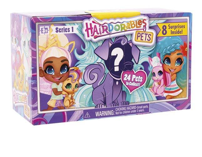 Afbeelding van Hairdorables Pets Series 1 from DreamLand