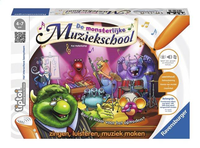 Afbeelding van Ravensburger Tiptoi De Monsterlijke Muziekschool from DreamLand