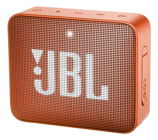JBL bluetooth luidspreker GO 2 oranje