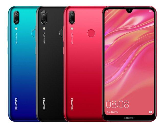 Afbeelding van Huawei smartphone Y7 2019 dual sim from DreamLand