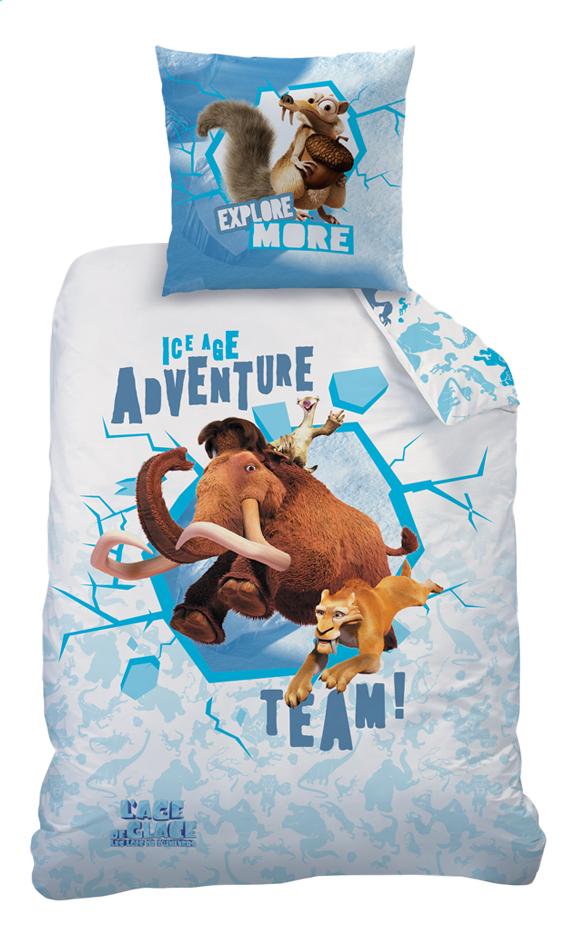 Image pour Housse de couette L'Âge de Glace Ice coton 140 x 200 cm à partir de DreamLand