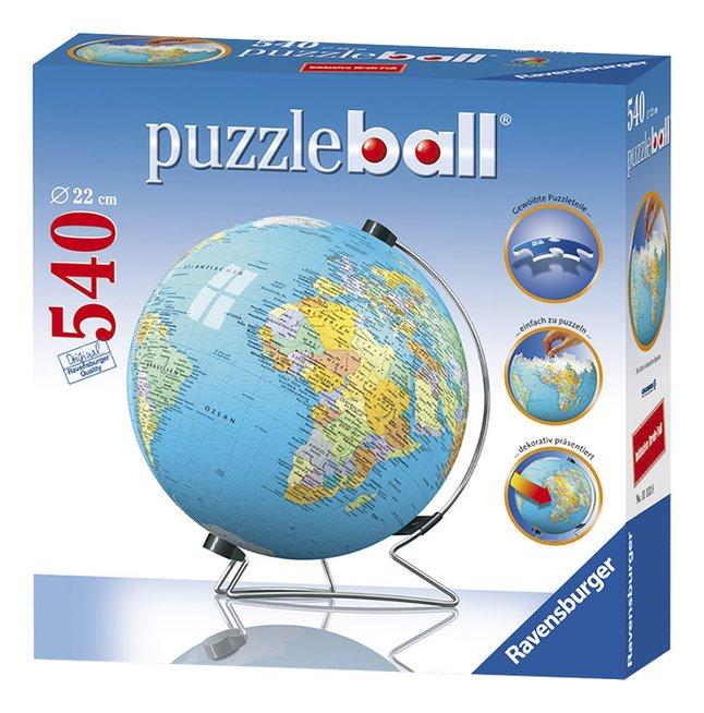 Afbeelding van Ravensburger puzzleball Wereldbol NL from DreamLand