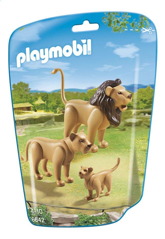 Image pour PLAYMOBIL City Life 6642 Famille de lions à partir de DreamLand