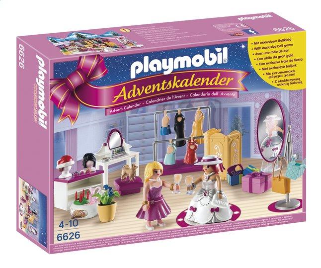 Image pour Playmobil Christmas 6626 Calendrier de l'Avent Loge d'artiste à partir de DreamLand
