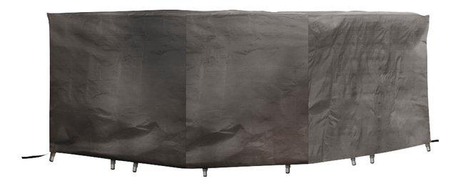 Afbeelding van Outdoor Covers beschermhoes voor tuinset L 220 x B 220 x H 95 cm polyethyleen from DreamLand