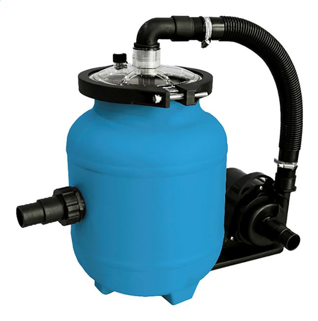 Blue Bay filtre à polysphères Speedclean