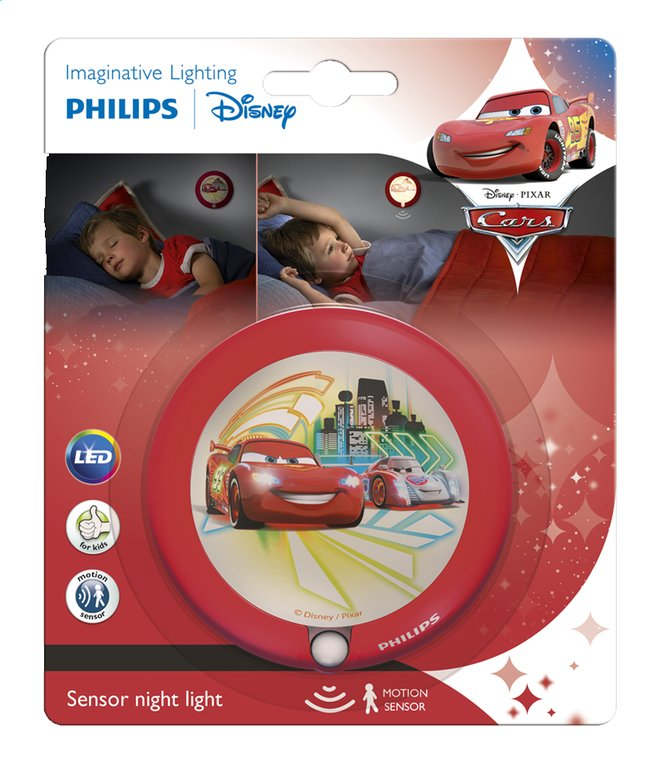 Afbeelding van Philips nachtlampje Disney Cars from DreamLand
